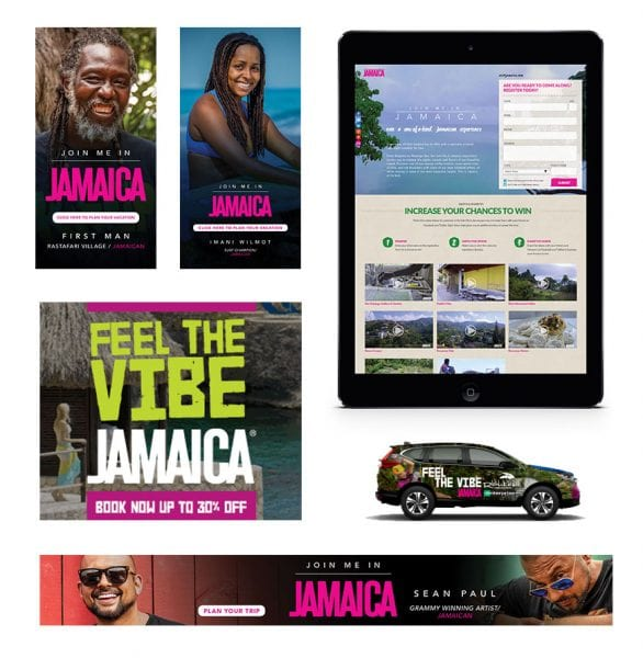 Jamaica Campaign Examples