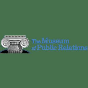 The Museum of PR Logo